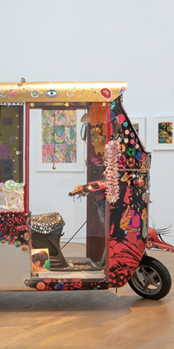 What I learnt about art and activism from Chila Kumari Singh Burman