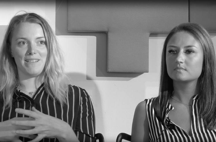 Women in Lighting: Amy Semple and Erin Slaviero