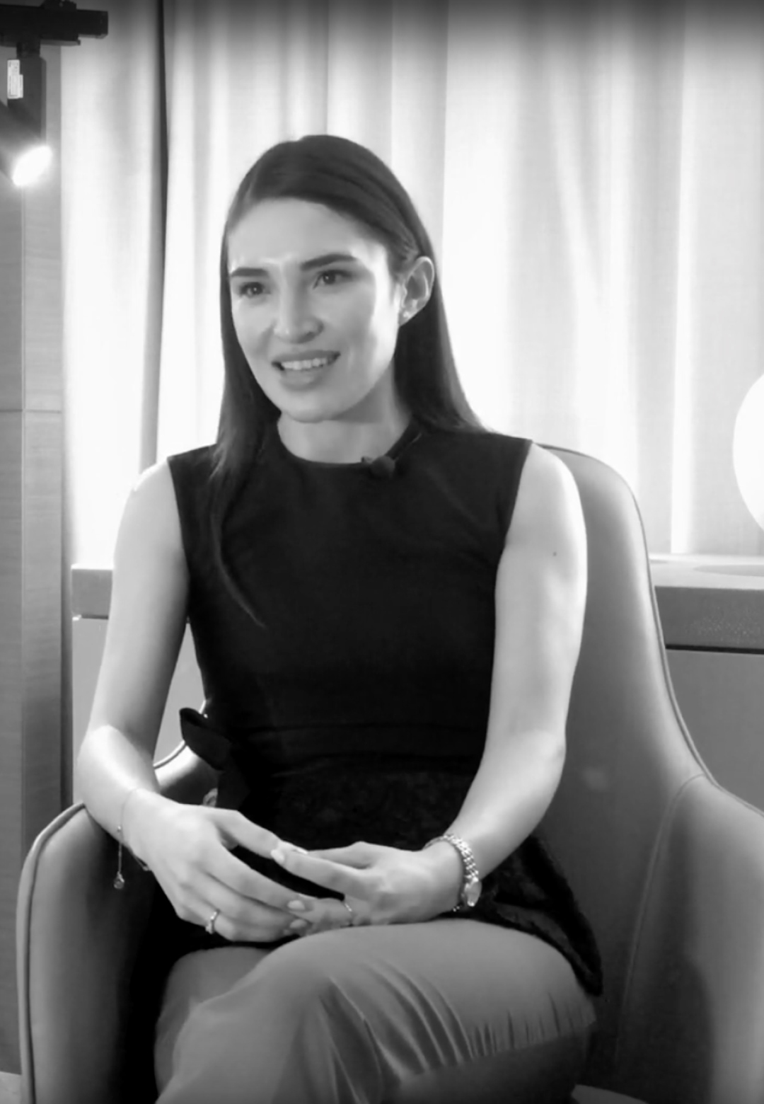 An interview with Patricia Lopez-Yanez from Emaar Development, for Women in Lighting | Patricia Lopez-Yanez | Emaar Development| Women in Lighting| Light Collective| STIR
