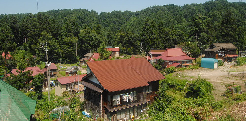 Learnings from Koshirakura, a tiny village along the mountainside of Japan