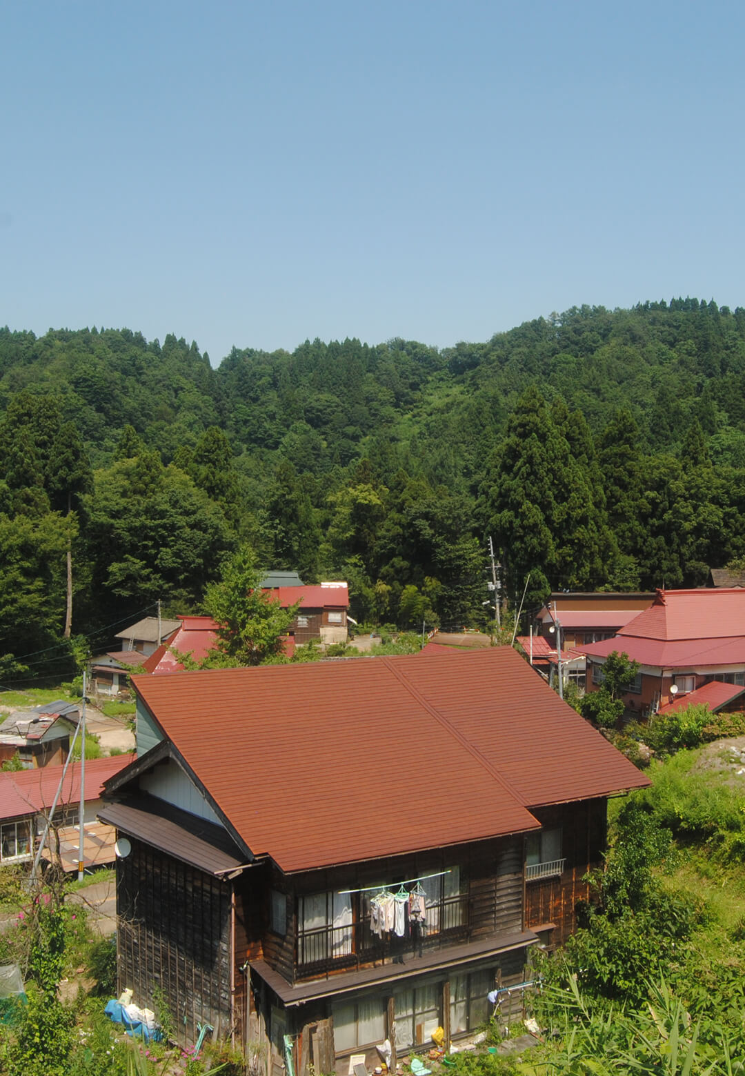 The town of Koshirakura | Landscape workshop in Koshirakura| Japan | STIRworld