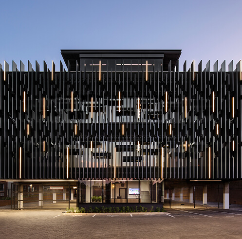 78 Corlett Drive is a zero-carbon office development in Johannesburg
