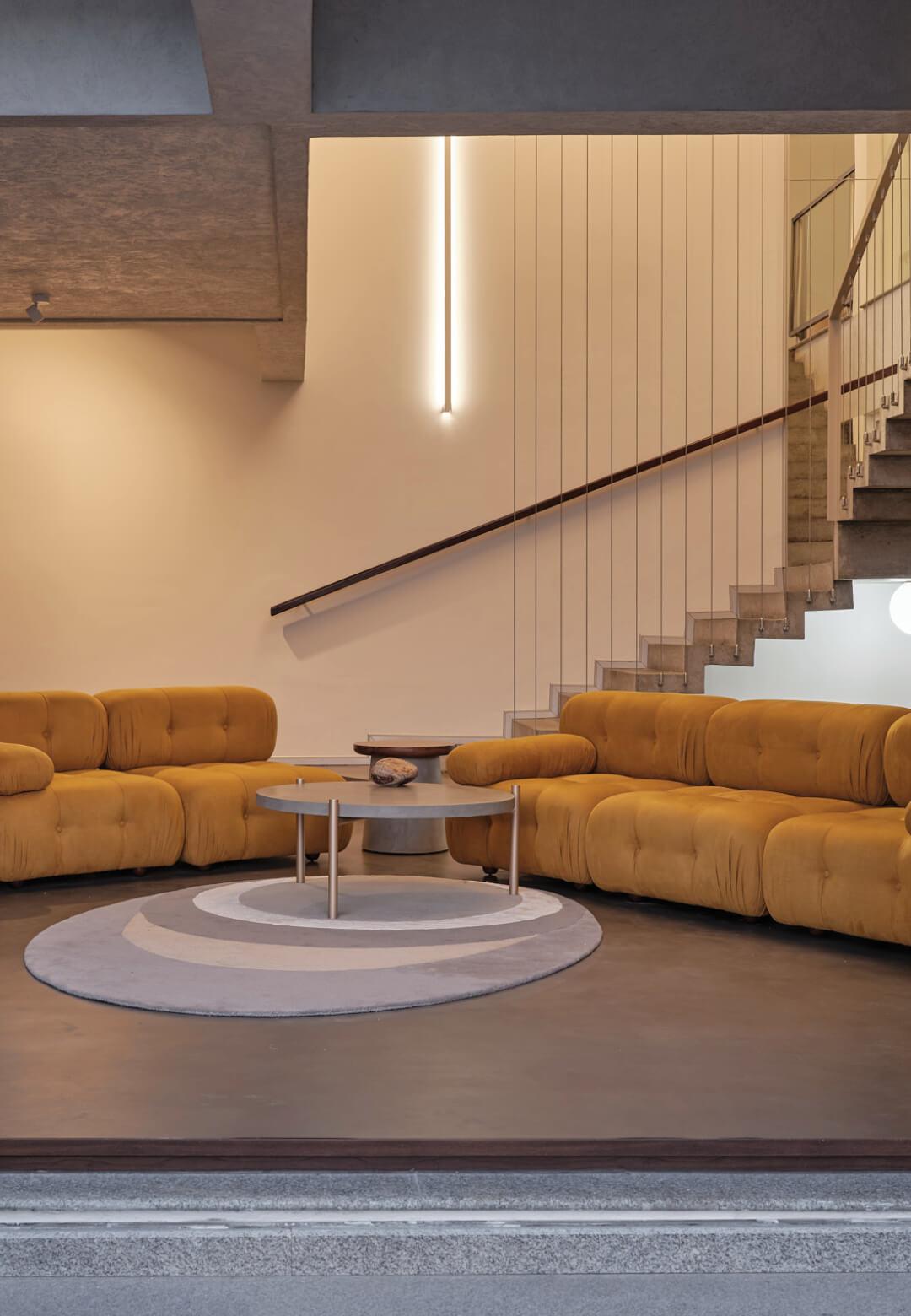 Inside Living Walls penthouse in Bengaluru, India designed by Treelight Design | Living Walls by Treelight Design | STIRworld