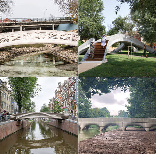 A link to the future: The advent of 3D printing in contemporary bridge design
