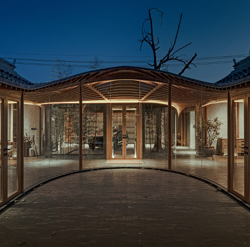 A tale of transition: ARCHSTUDIO brings alive the Qishe Courtyard in Beijing, China
