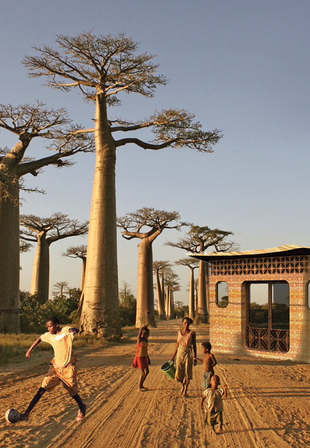 Thinking Huts is building its first 3D printed school in the southern region of Madagascar in 2021 | Thinking Huts | Studio Mortazavi | STIRworld