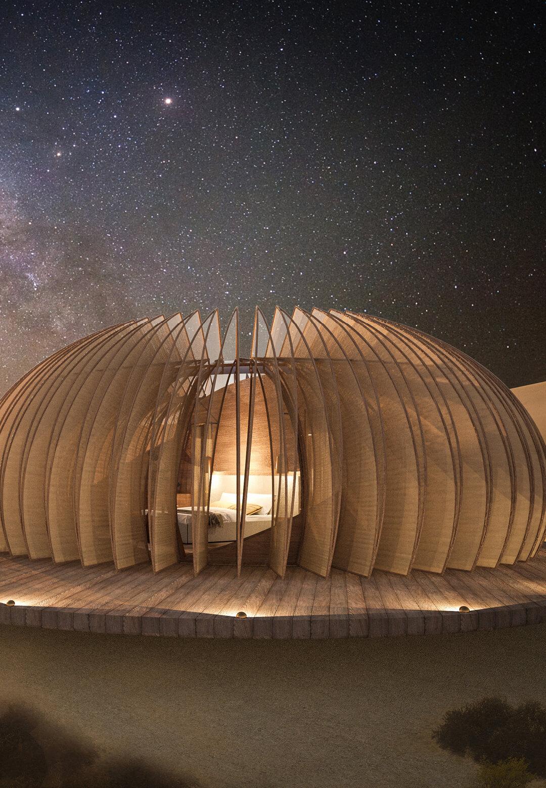 The Rub' al Khali Oculus by AIDIA STUDIO | STIRworld