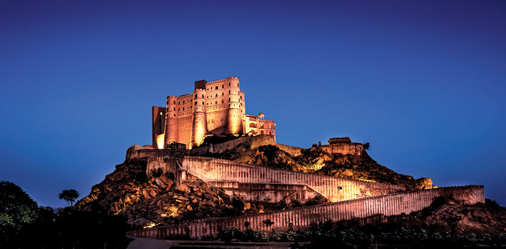 Alila Fort Bishangarh transformed into a striking boutique hotel