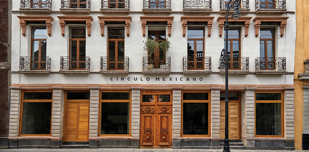 Mexican legend Manuel Álvarez Bravo's home reimagined as Shaker-inspired hotel
