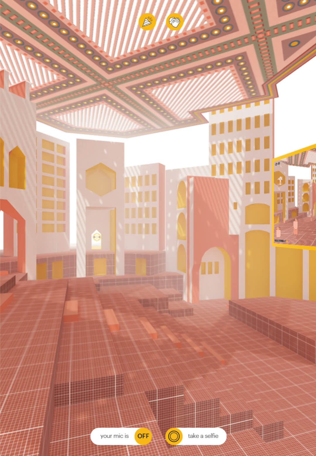 The first ever architecture conference, the 2020 edition of Arquia Proxima held in virtual reality | Space Popular | Arquia Proxima | STIRworld