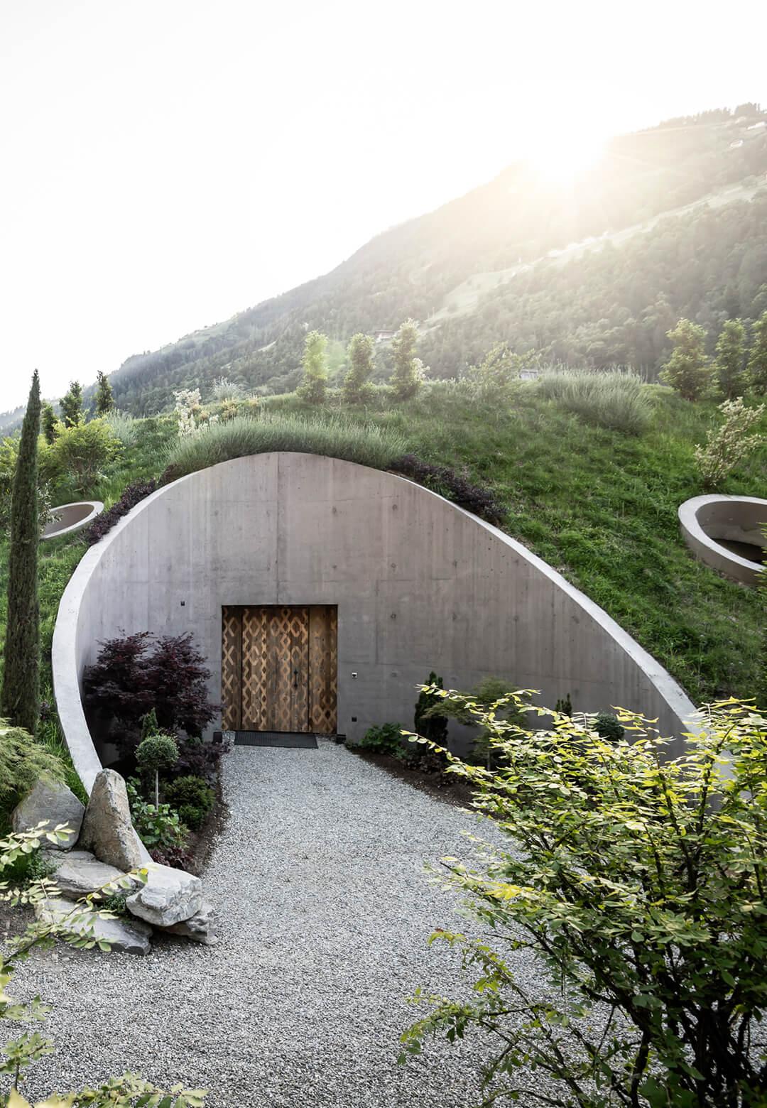 Apfelhotel Torgglerhof in SouthTyrol, Italy, designed by noa* | Apfelhotel Torgglerhof by noa* architecture| STIRworld