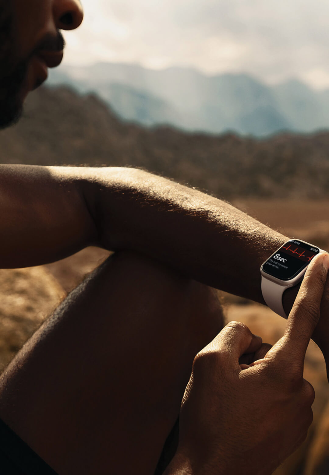 Apple unveiled the Apple Watch Series 7 during a digitally streamed event from the company's California headquarters | Apple Watch Series 7 | STIRworld