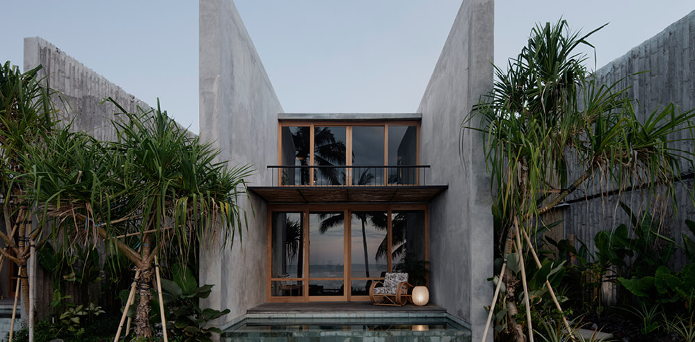 Nic Brunsdon imbibes rugged regionalism into luxury resort The Tiing in Bali