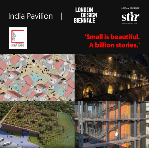 India Pavilion at LDB 2021 forges vision for Indian architecture across its five elements