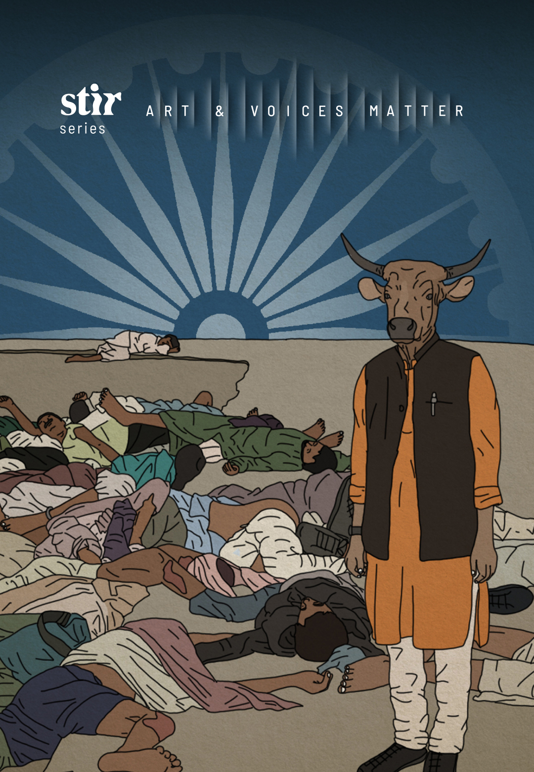 Cow Nationalism by Siddhesh Gautam   Siddhesh Gautam   STIRworld