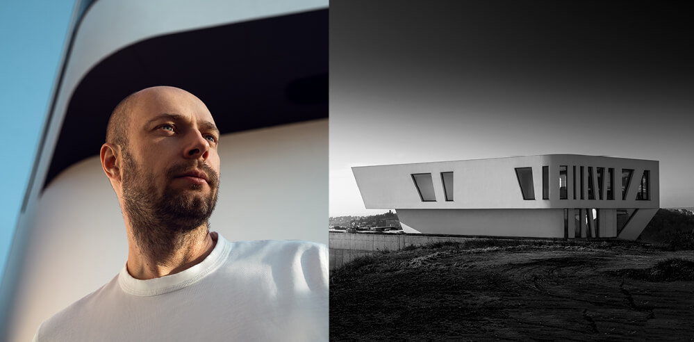 Slovakian artist Jan Revaj designs 22 White Gems across the world