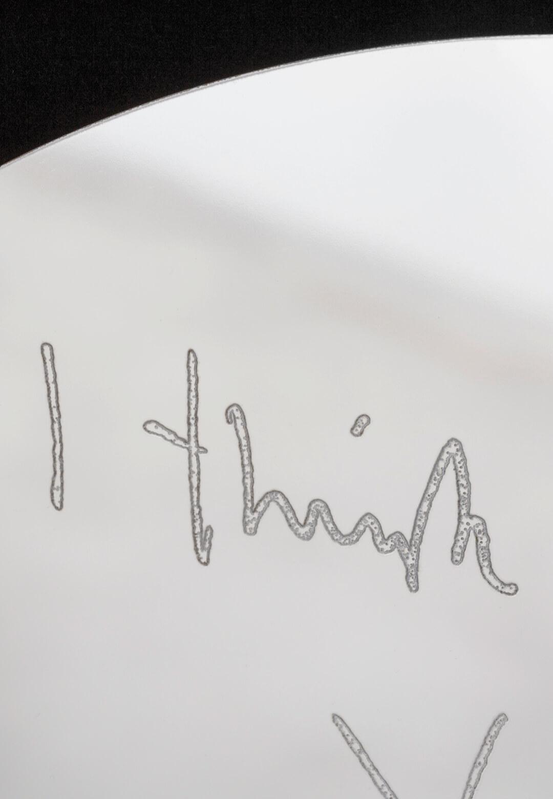 Rirkrit Tiravanija, Untitled (The double moon at noon, Darwin's dilemma)   I draw, therefore I think   Rirkrit Tiravanija   STIRworld