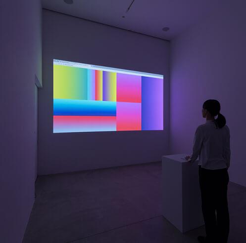 Artist Rafaël Rozendaal talks about making art on the internet