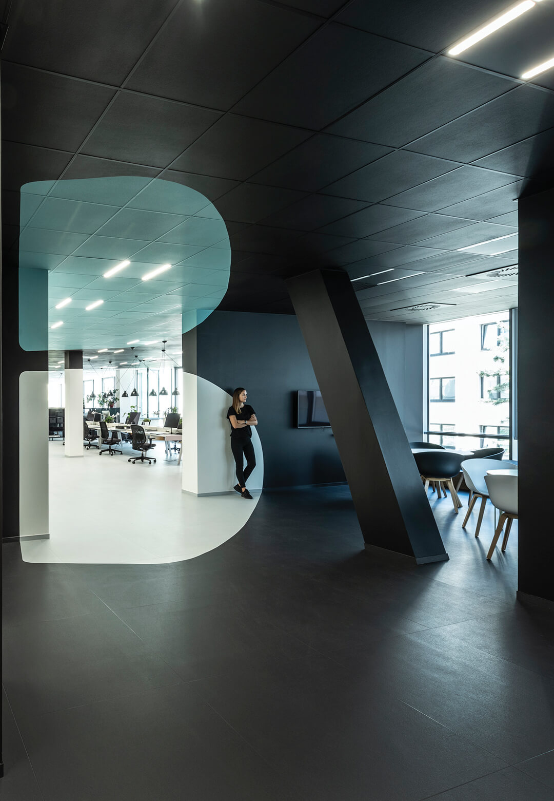 B2 Architecture designs a bright office for DDB in Prague   DDB Prague office by B2 Architecture   STIRworld