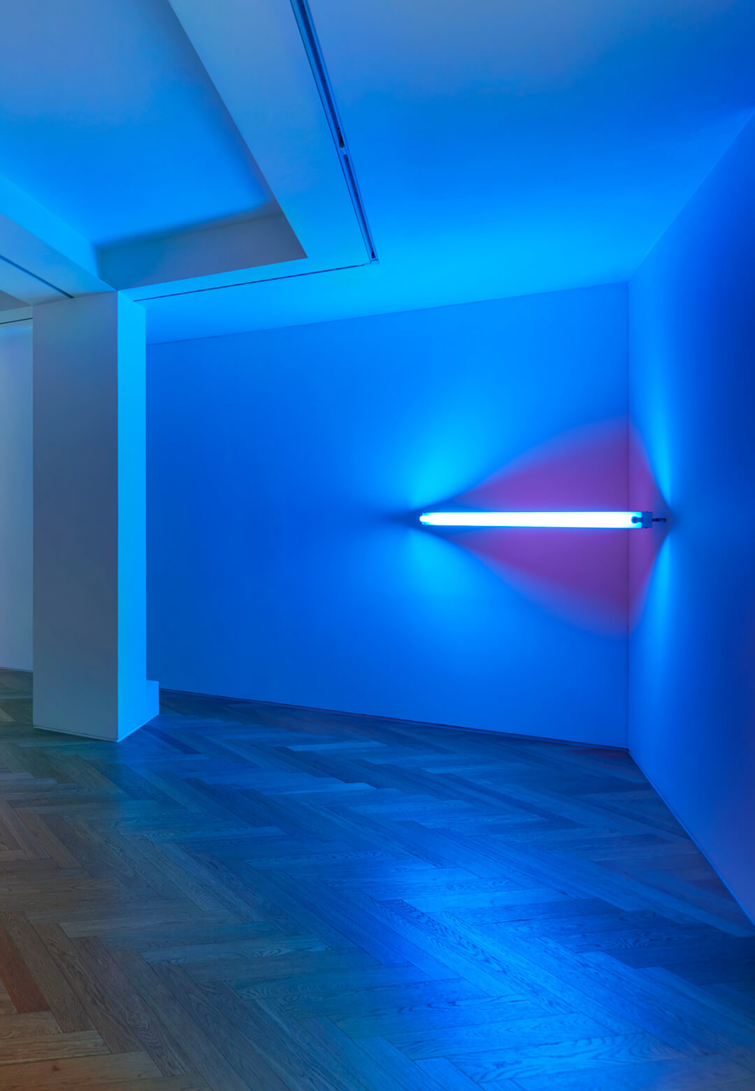A view of 'Bending Light' installed at Pace Gallery in Seoul | Bending Light | STIRworld