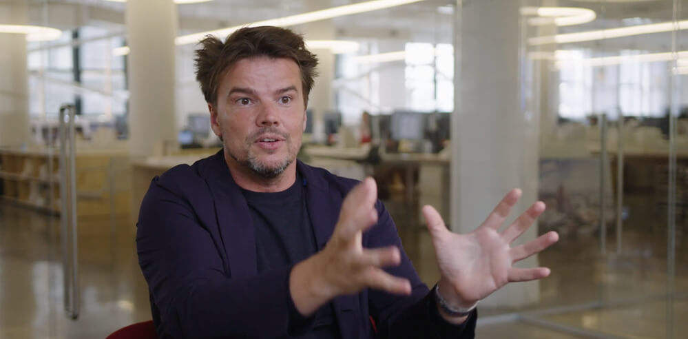 Bjarke Ingels on humour, surprise and 'sustainability without sacrifice'