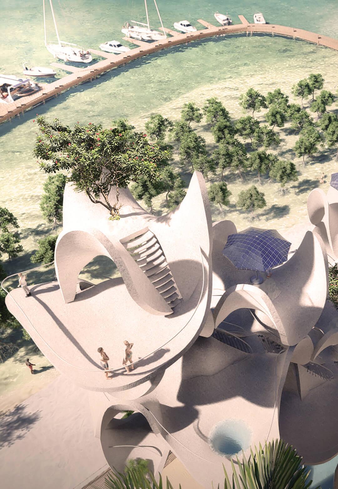 Cagbalete Sand Clusters by Carlo Calma Consultancy | Cagbalete Sand Clusters | Carlo Calma Consultancy Inc. | STIRworld