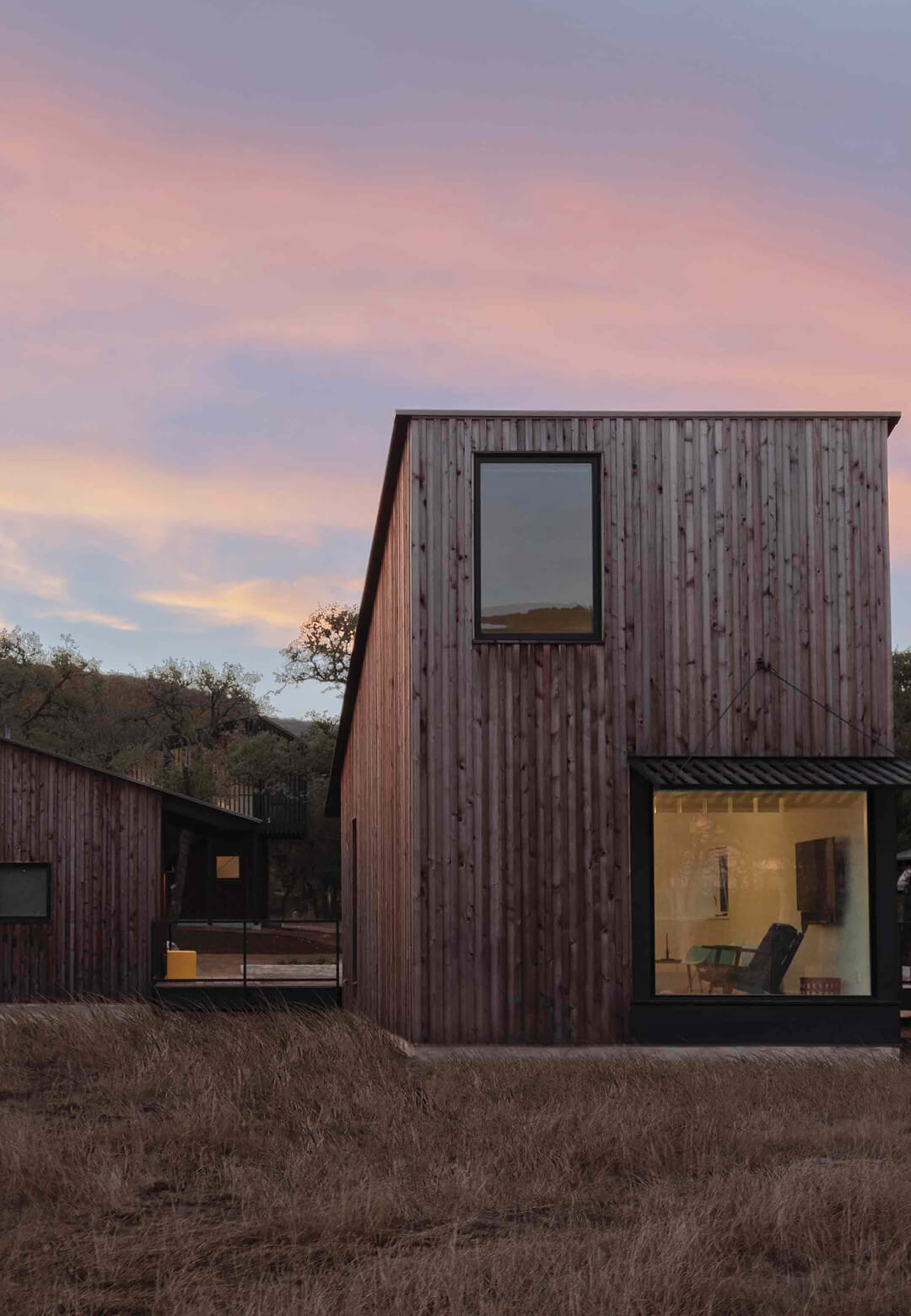 Camp Frio is a family home in a remote location in Leakey, Texas, USA | Camp Frio | Tim Cuppett Architects| STIRworld