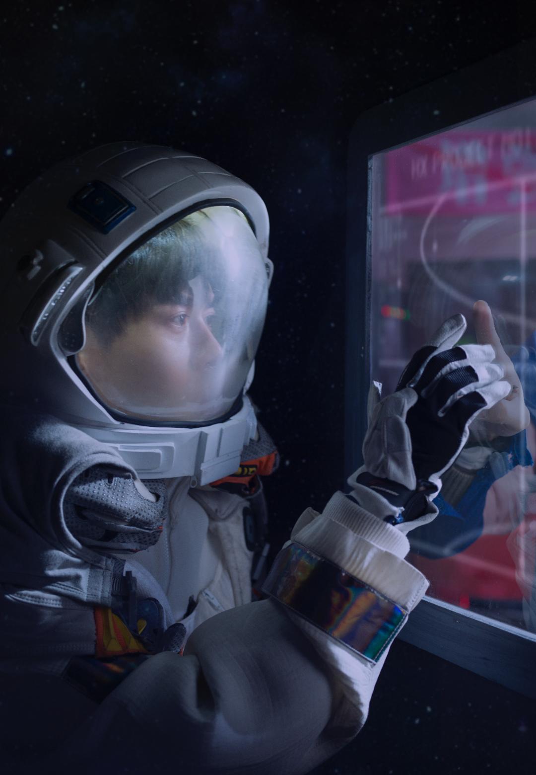 A still from 'Nova' (2019), a video art piece by Cao Fei | Blueprints | Cao Fei | STIRworld