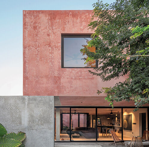 Casa Bugambilias by Taller Mexicano de Arquitectura revels in concrete lightness
