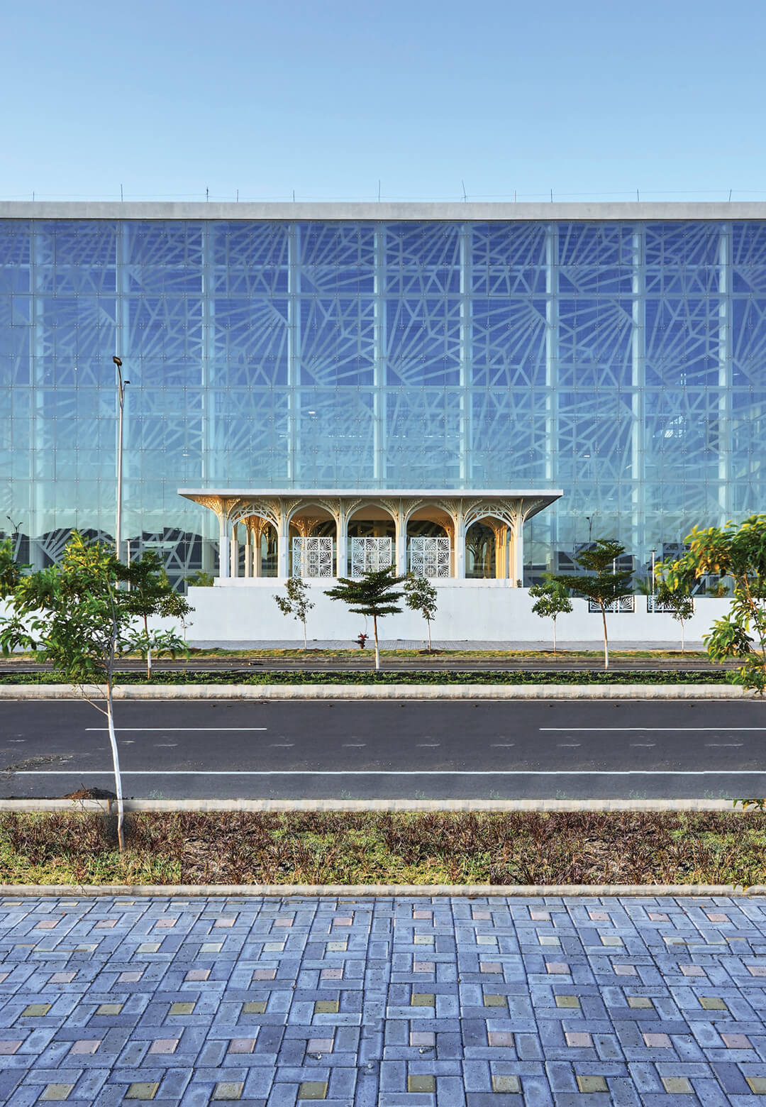 Auric Hall in Aurangabad, Maharashtra, will stand as a landmark to the upcoming city | Auric Hall by IMK Architects | STIRworld