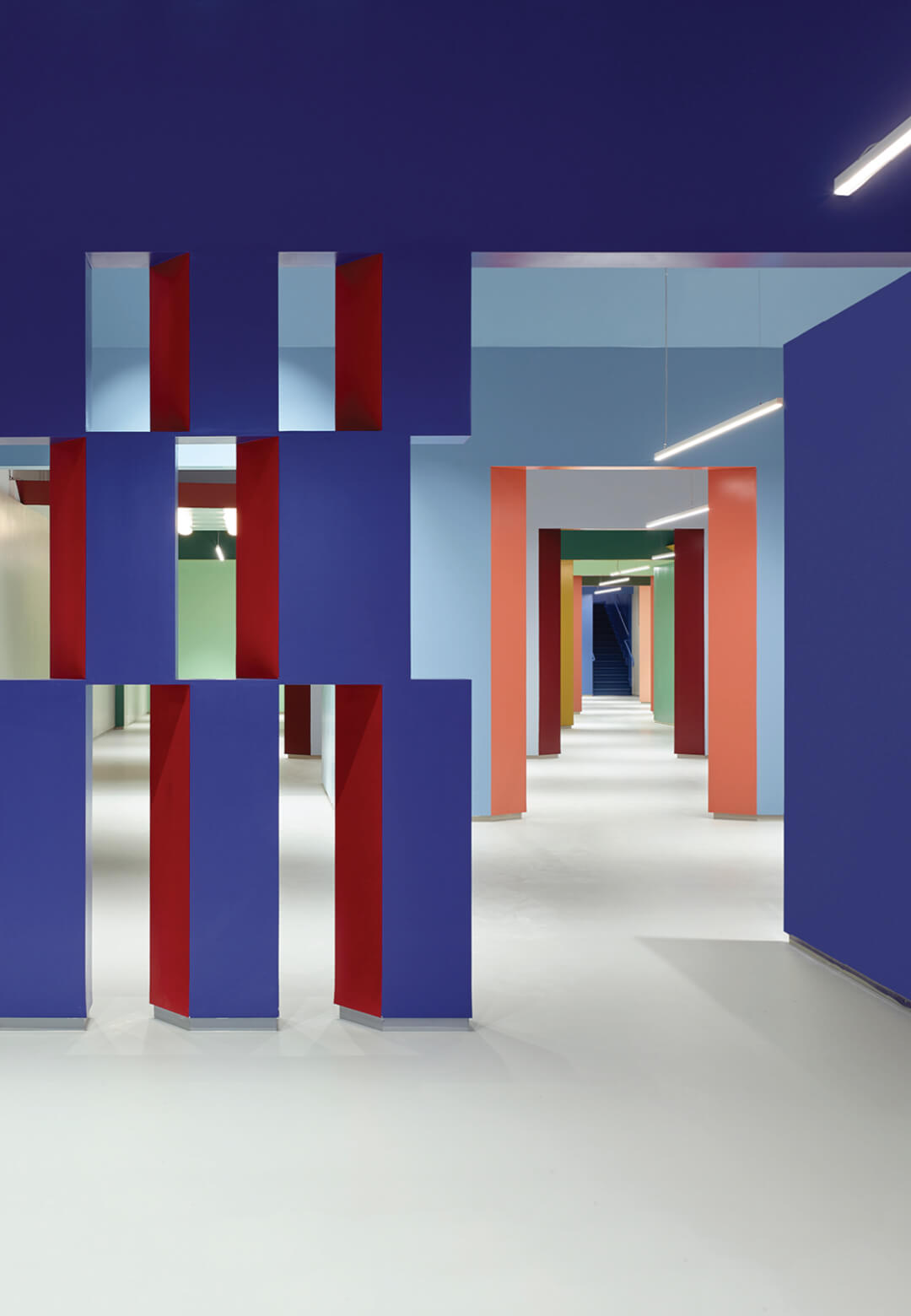 Inside Kaza showroom by Baranowitz & Goldberg in Tel Aviv, Israel | Kaza Israel Showroom by Baranowitz & Goldberg Architects | STIRworld