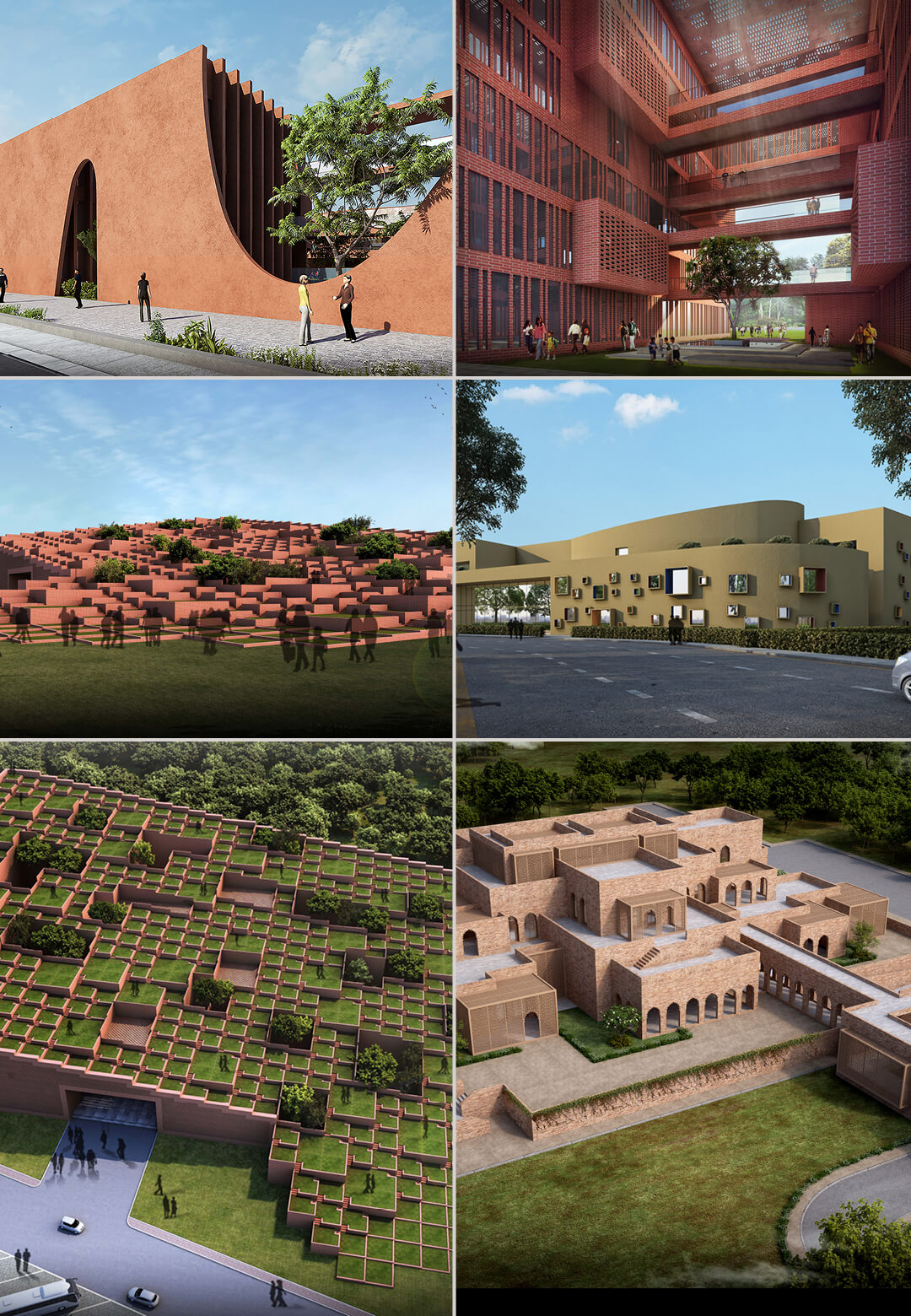 The upcoming projects by Sanjay Puri architects | Sanjay Puri Architects | STIRworld
