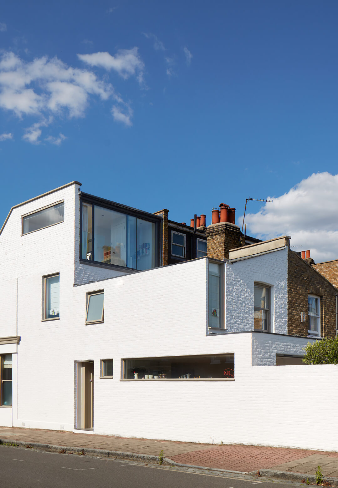 Lime House in South London, UK, by Cox Architects | Lime House by Cox Architects| STIRworld