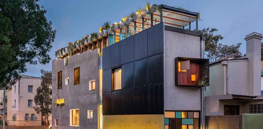 CplusC Architectural Workshop's 'Jungle House' in Australia prioritises sustainability