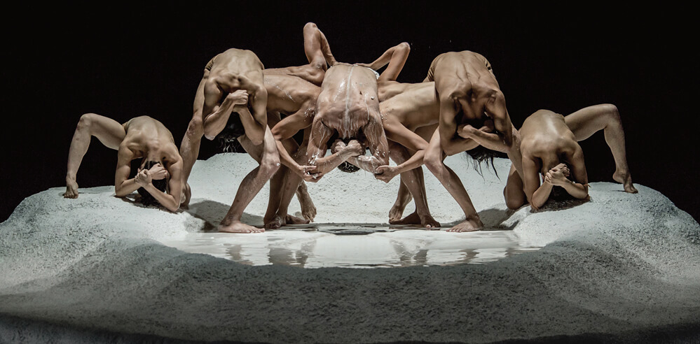 Damien Jalet on the ethereal and the physical in his conceptual choreography