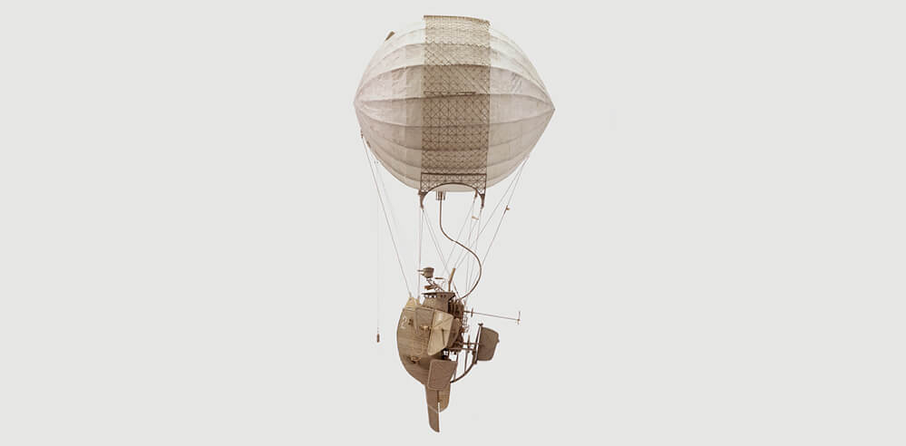 Daniel Agdag recreates the microcosmic world of machines with cardboard art