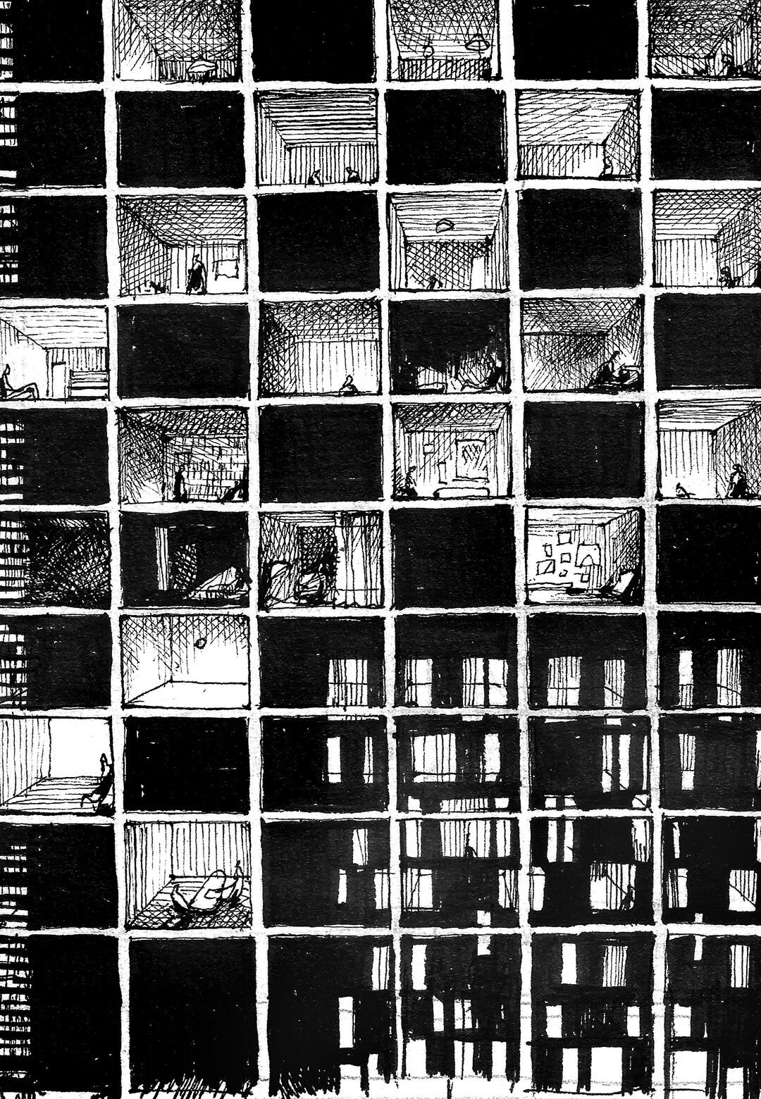 Quarantined cities | David Bülow | STIRworld