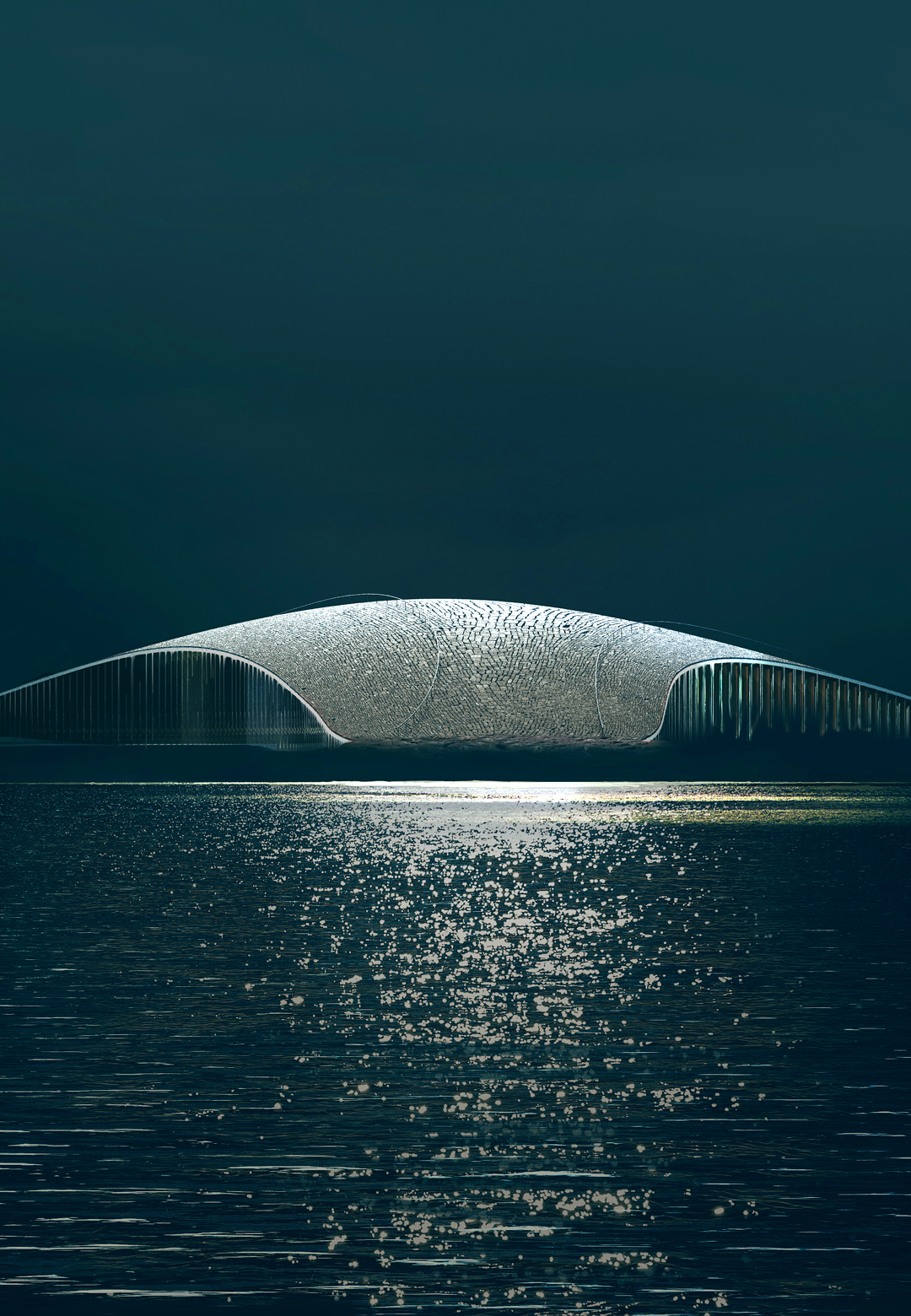 The Whale by Dorte Mandrup is the newest Arctic attraction to be completed by 2020 | The Whale by Denmark based Dorte Mandrup | STIRworld