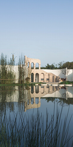East meets West in aoe's Sino-Italian Cultural Exchange City Reception Center