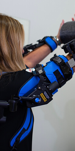 Designing for dignity: Ekso Bionics' robotic exoskeleton gives hope and strength