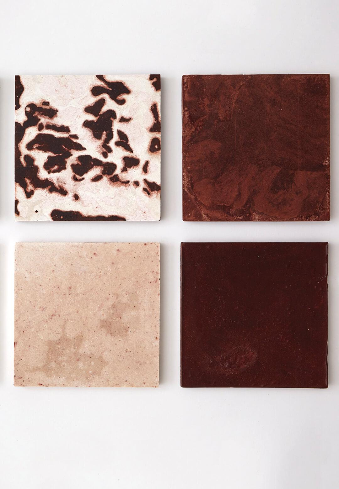 Designer Brigitte Kock and architect Irene Roca Moracia have created a range of new bio-concrete tiles| LVMH Climate Week 2020 | EN ROUTE | Brigitte Kock and Irene Roca Moracia | STIRworld