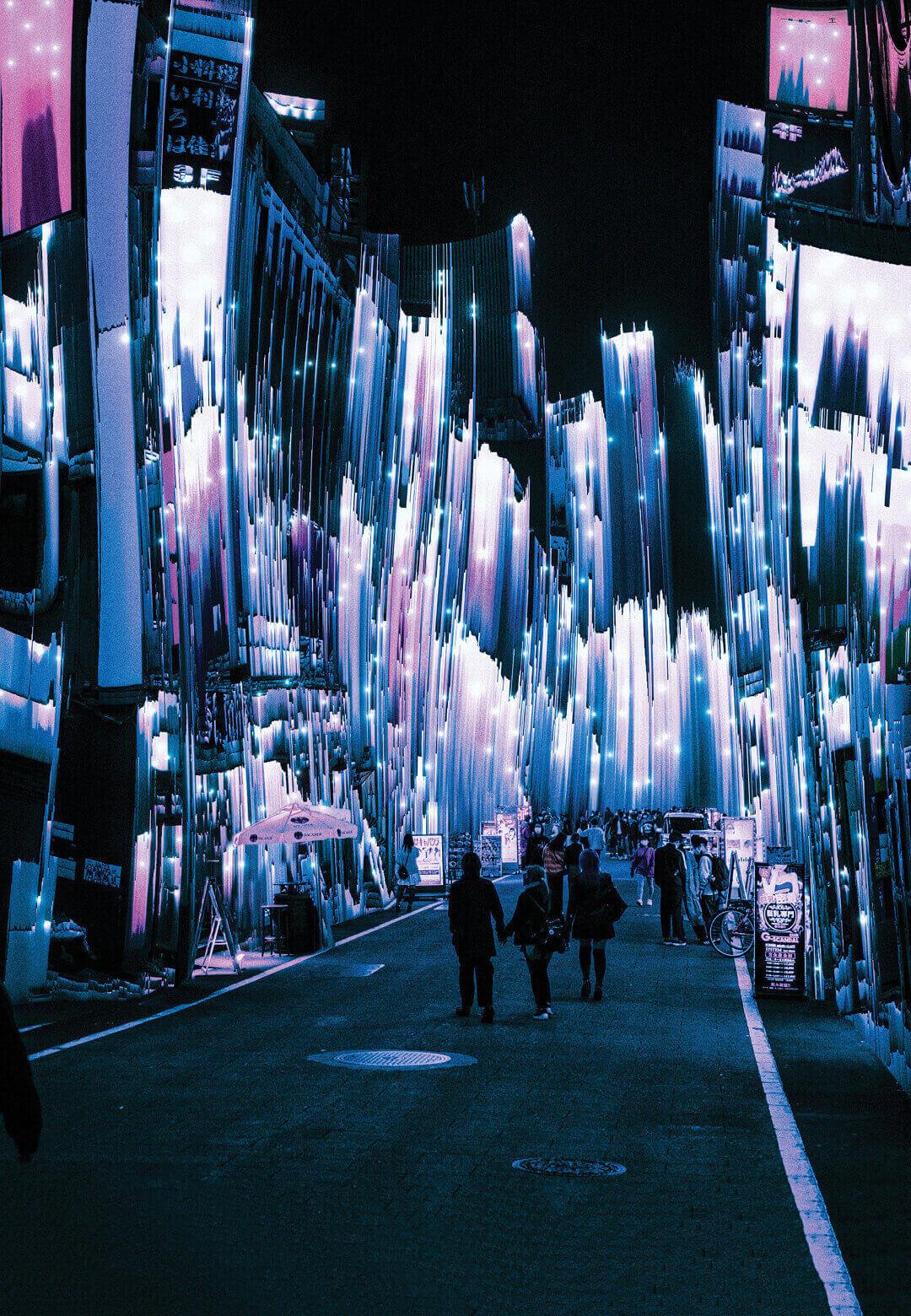 A vivid and vibrant street view by Dario Paczula | Dario Paczula | STIRworld