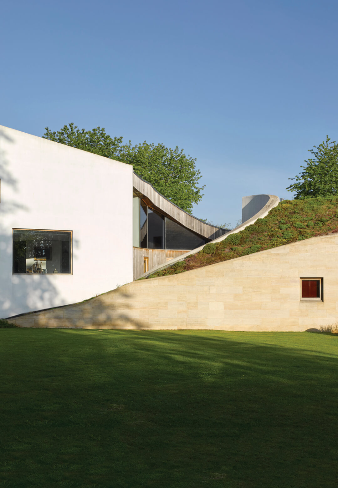 Stonecrop by Featherstone Young is an adaptable and energy efficient residence | Stonecrop by Featherstone Young | STIRworld
