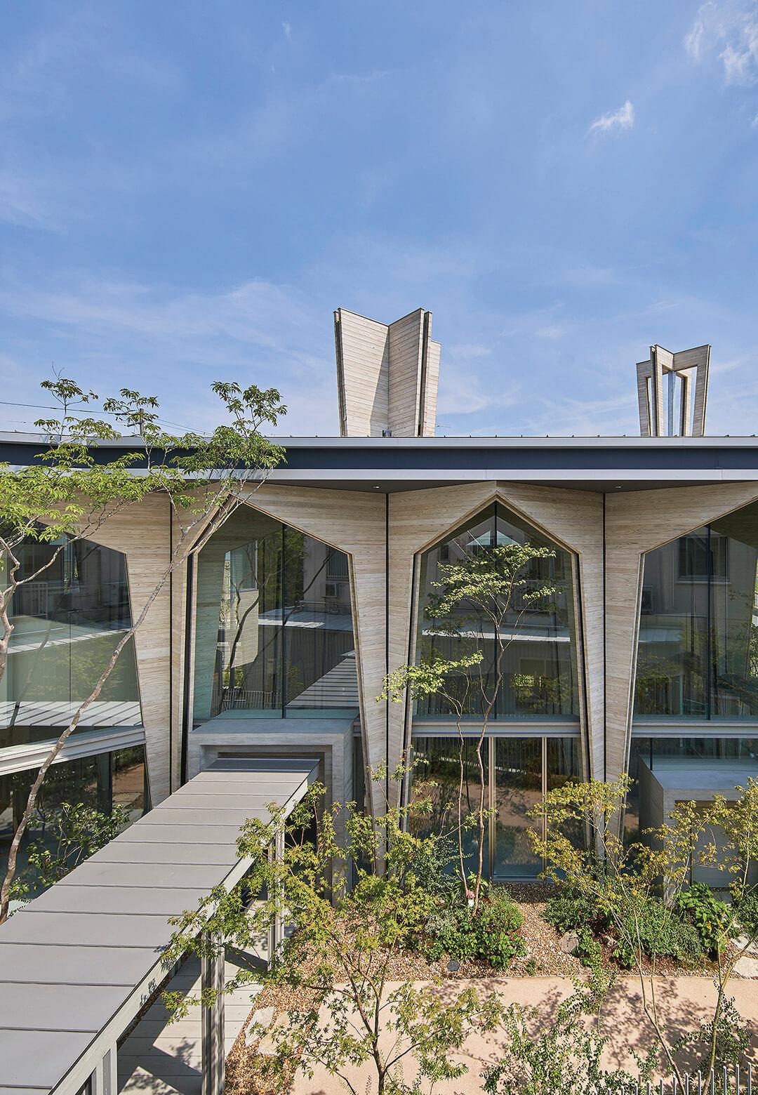 Tsukushi Nursery School Foresta Karankaro by UID Architects   Tsukushi Nursery School Foresta Karankoro by UID Architects   STIRworld