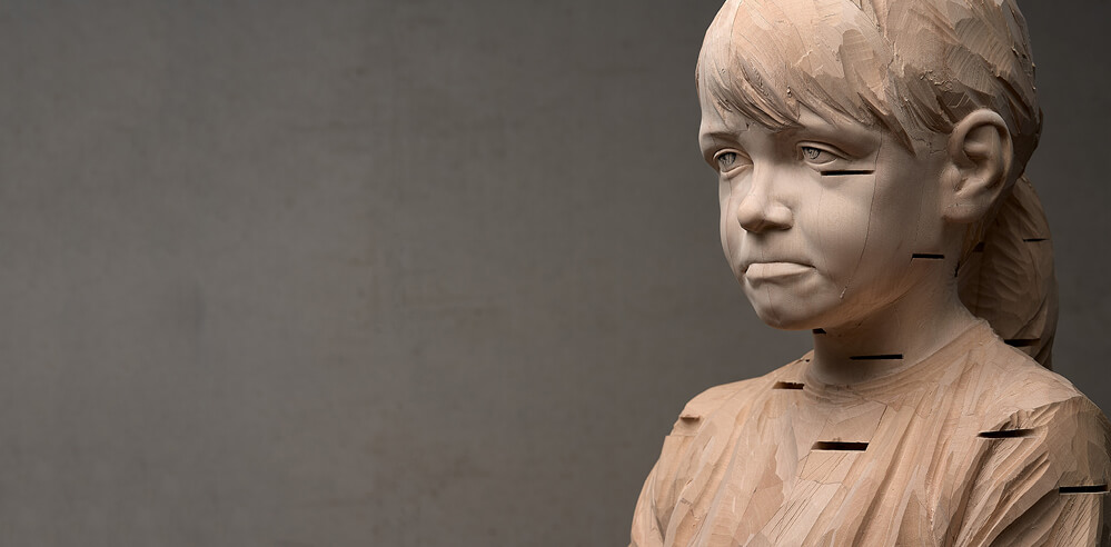 Gehard Demetz breaks away from tradition at Frieze Los Angeles