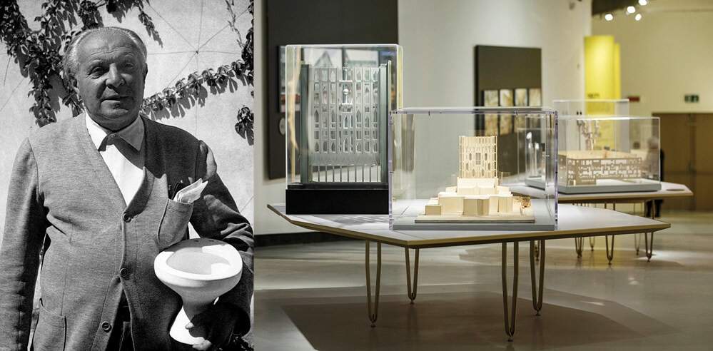 Gio Ponti's retrospective at MAXXI in Rome celebrated the modern Italian architect
