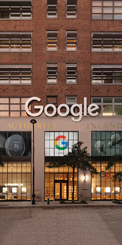 Google's first retail space brings alive AR and intuitive design by Suchi Reddy