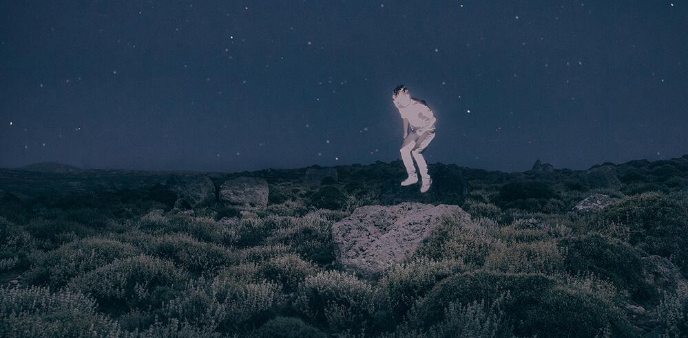 Greek photographer Yorgos Yatromanolakis speaks on isolation and metamorphosis