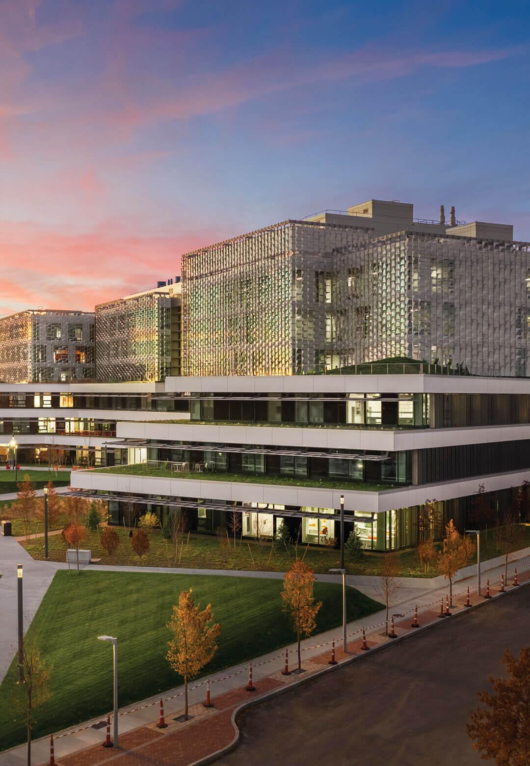 Harvard University's new Science and Engineering complex by Behnisch Architekten employs sustainable design features   New Harvard building   Behnisch Architekten   STIRworld