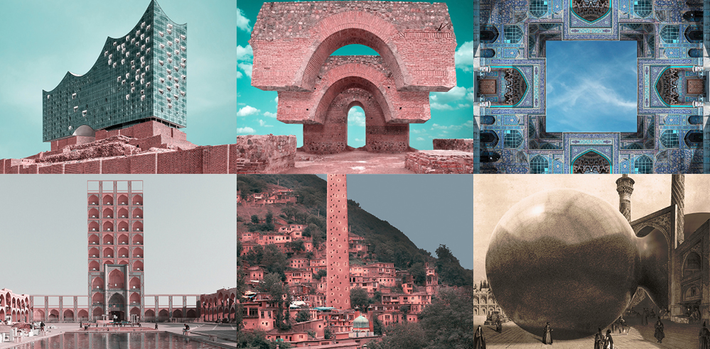 Mohammad Hassan Forouzanfar imagines a 'new field' of Iranian architecture